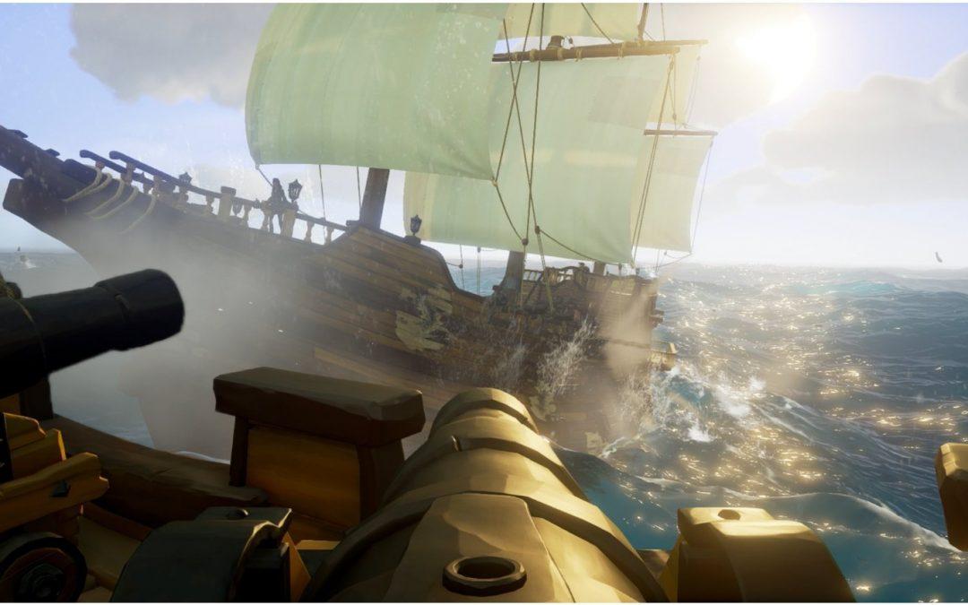 Sea of Thieves ha raggiunto i 20 milioni di giocatori a tre anni dal lancio