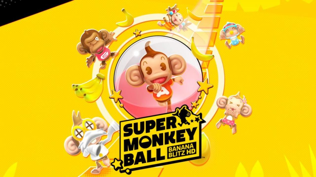 Super Monkey Ball: Banana Blitz HD arriva su PC dal 10 dicembre
