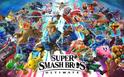 Super Smash Bros ultimate immagine 5