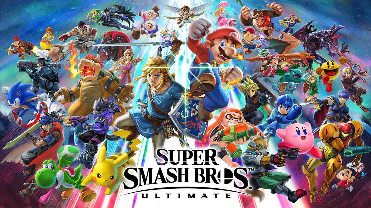Super Smash Bros Ultimate, un bug della selezione degli stage e della musica fa crashare il gioco