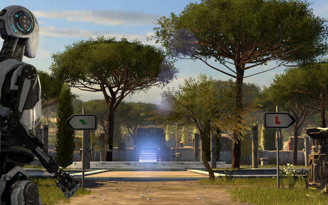 The Talos Principle è disponibile da oggi su Nintendo Switch
