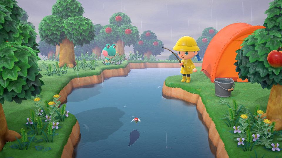 Animal Crossing New Horizons, guida al Torneo di Pesca, premi, suggerimenti e molto altro
