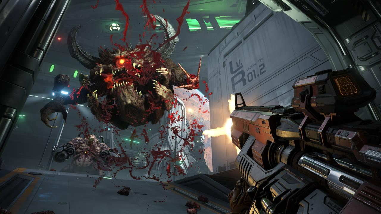 Doom Eternal: 40 minuti di gameplay e la lotta col boss Cyberdemone in due video