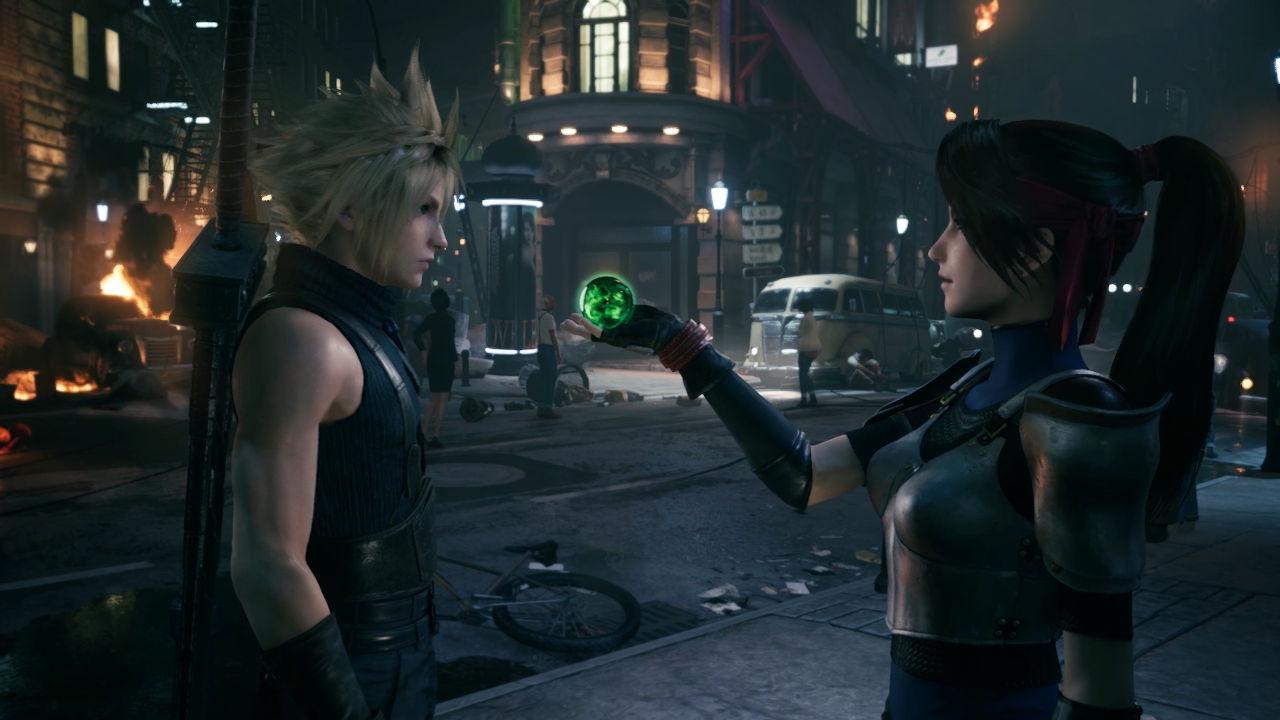 Final Fantasy 7 Remake, Square Enix conferma le consegne del gioco in anticipo in Europa