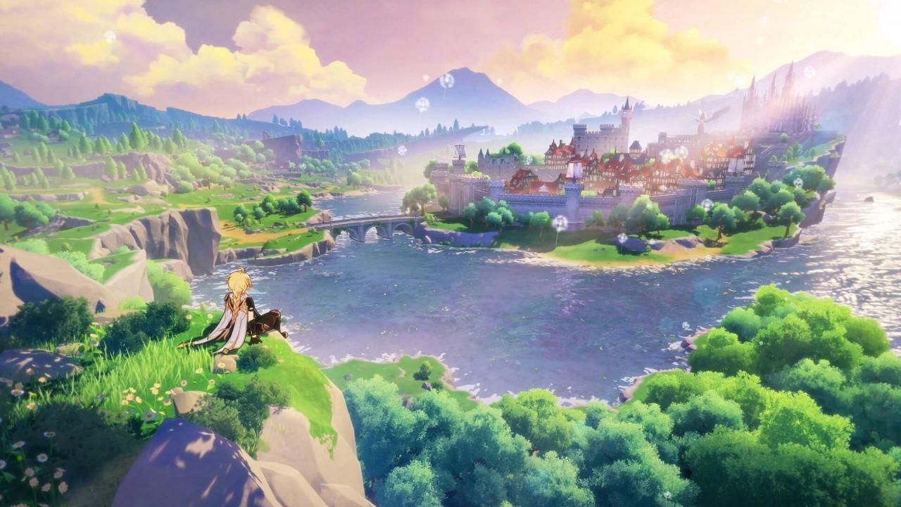 Genshin Impact gira su PS5 a 60 FPS: miglioramenti in arrivo con la patch 1.1