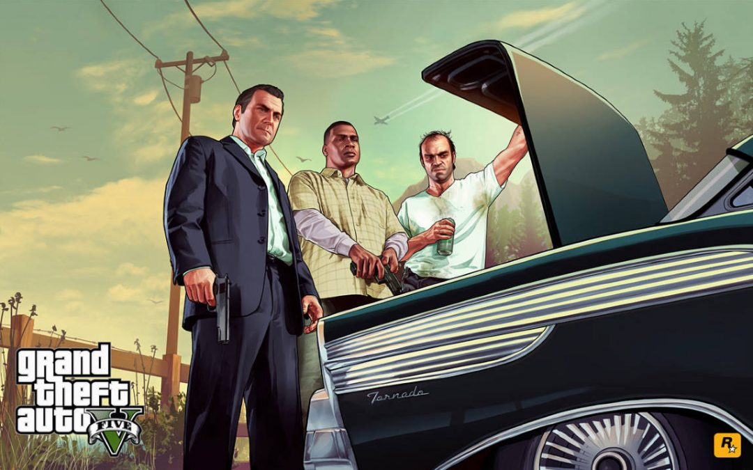 GTA 5 ha venduto 130 milioni di copie, grandi risultati per Red Dead Redemption 2, Borderlands 3 e NBA 2K20