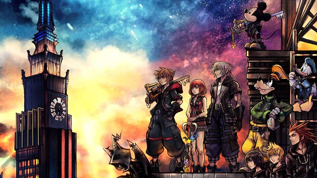 Kingdom Hearts, la serie arriva finalmente su PC grazie ad Epic Games Store