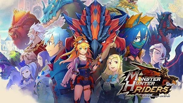 Monster Hunter Riders annunciato ufficialmente da Capcom per iOS e Android