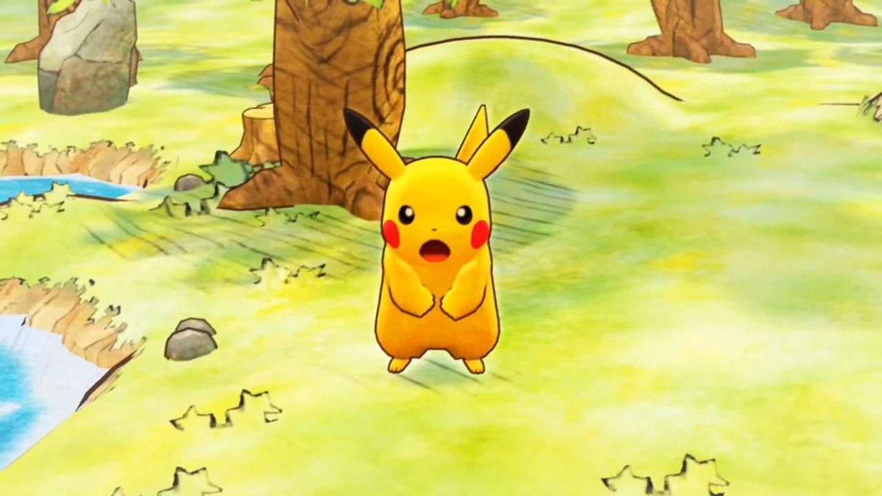 Pokémon Mystery Dungeon: Rescue Team DX è il nuovo titolo di Game Freak, arriva su Nintendo Switch il 6 marzo
