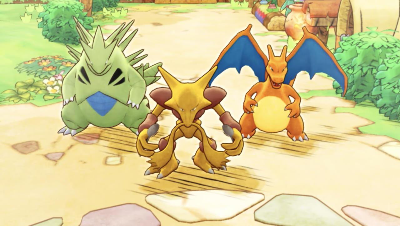 Pokémon Mystery Dungeon: Squadra di Soccorso DX, trama, nuove funzionalità e altre informazioni