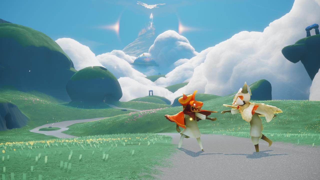 Sky Children of the Light uscirà su Nintendo Switch a giugno