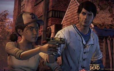 The Walking Dead: A New Frontier immagine 1