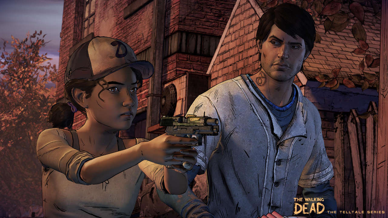 The Walking Dead: Season Two e A New Frontier sono ora disponibili su Nintendo Switch