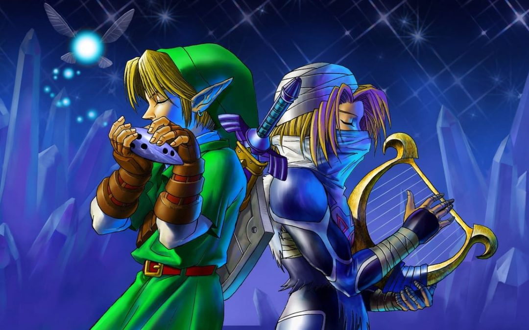 Zelda Ocarina of Time: uno speedrunner rivela la presenza degli Arwings di Star Fox