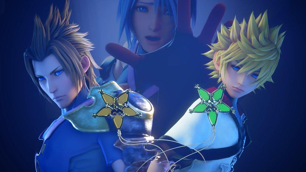 """Kingdom Hearts su PC è esclusiva Epic Games Store per via di """"una partnership a lungo termine"""""""