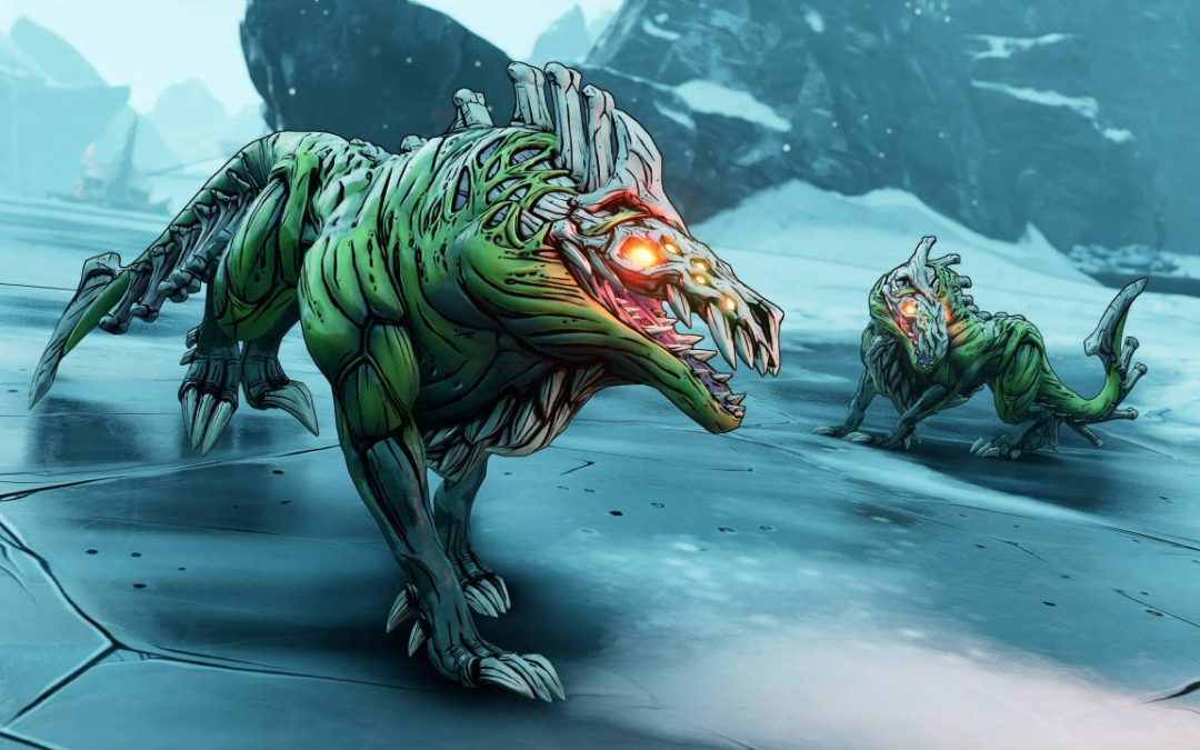 Borderlands 3: Gearbox annuncia Guns, Love and Tentacles, il nuovo DLC