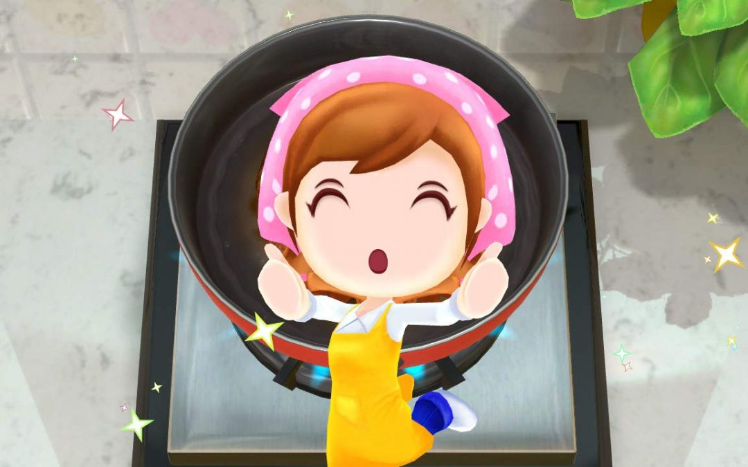 Cooking Mama: Cookstar in arrivo a marzo su Nintendo Switch?