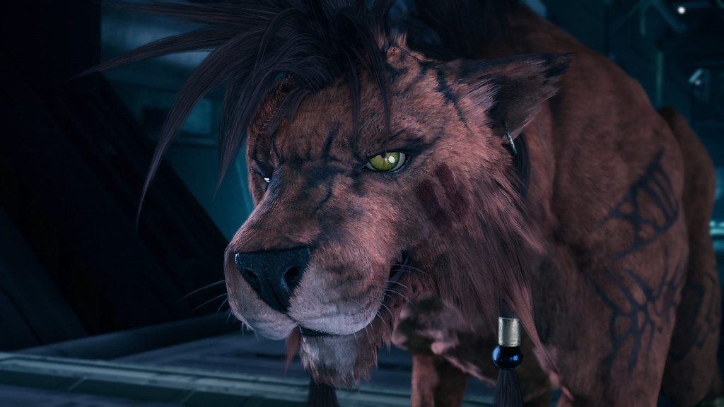 Final Fantasy 7 Remake Red XIII immagine 1