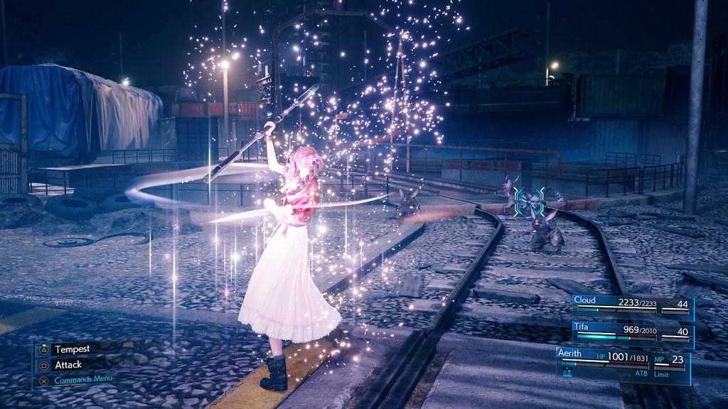 Final Fantasy 7 Remake Aerith immagine 1