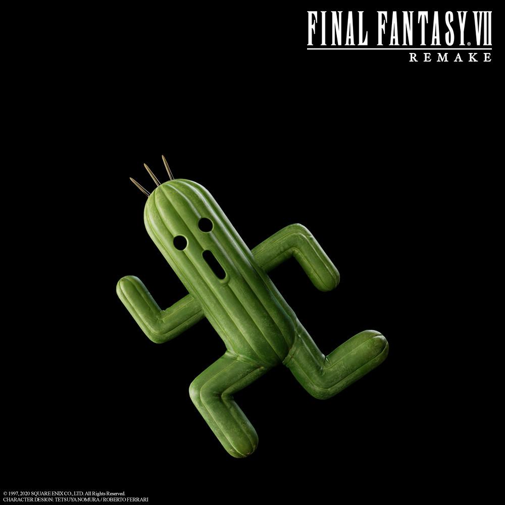Final Fantasy 7 Remake Cactuar immagine 2