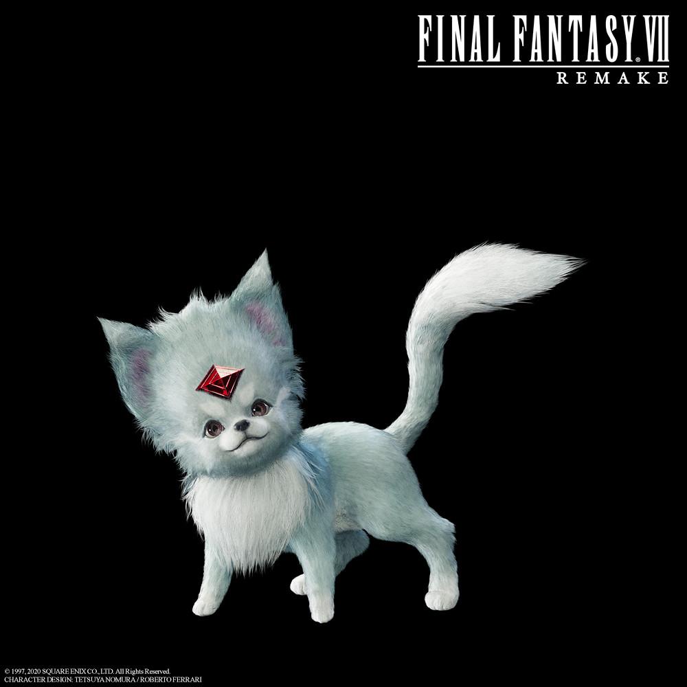 Final Fantasy 7 Remake Carbuncle immagine 2