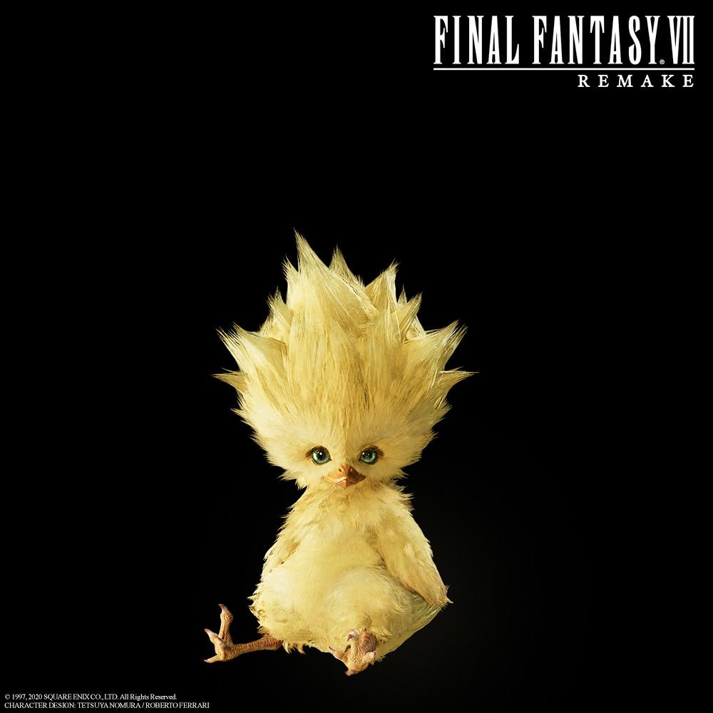 Final Fantasy 7 Remake Chocobo Chick immagine 2