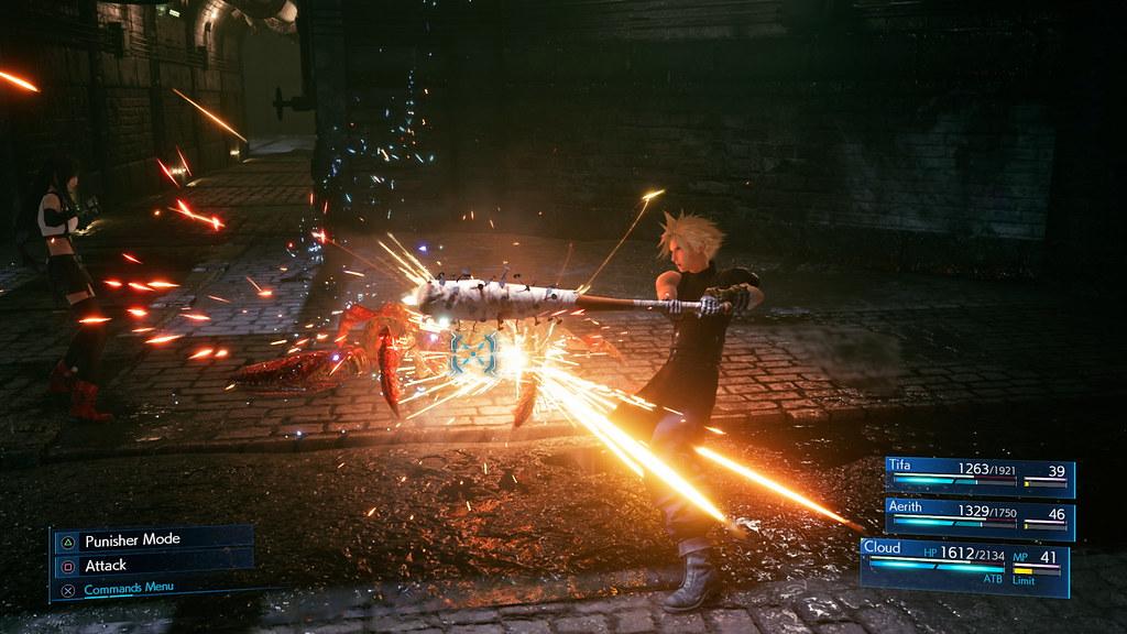 Final Fantasy 7 Remake Cloud immagine 2