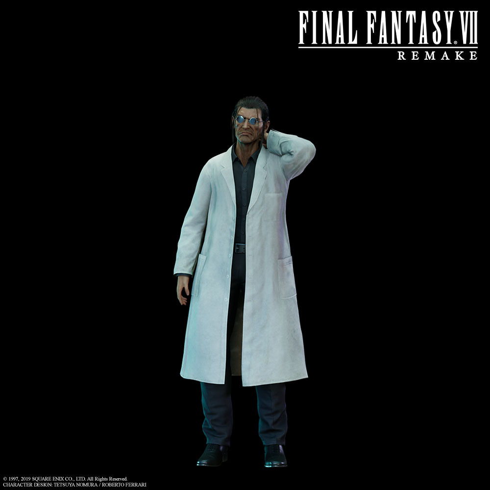 Final Fantasy 7 Remake Hojo immagine 2