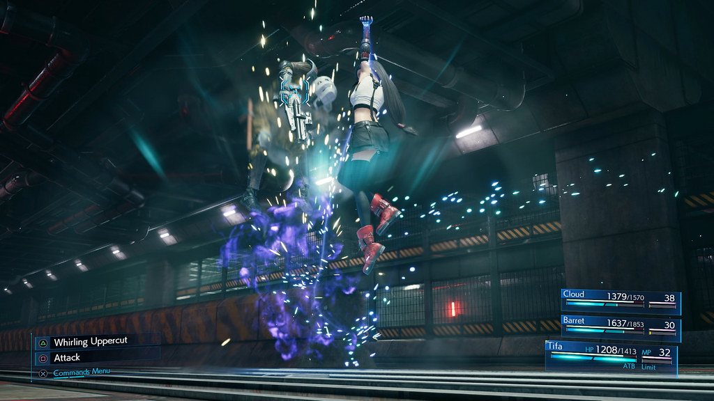 Final Fantasy 7 Remake Tifa immagine 1