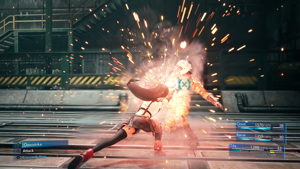 Final Fantasy 7 Remake Tifa immagine 4