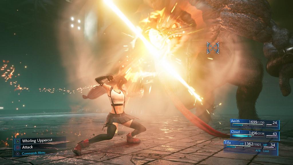 Final Fantasy 7 Remake Tifa immagine 5