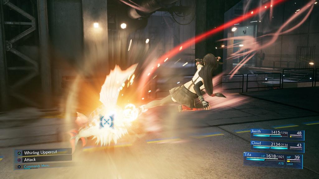 Final Fantasy 7 Remake Tifa immagine 6