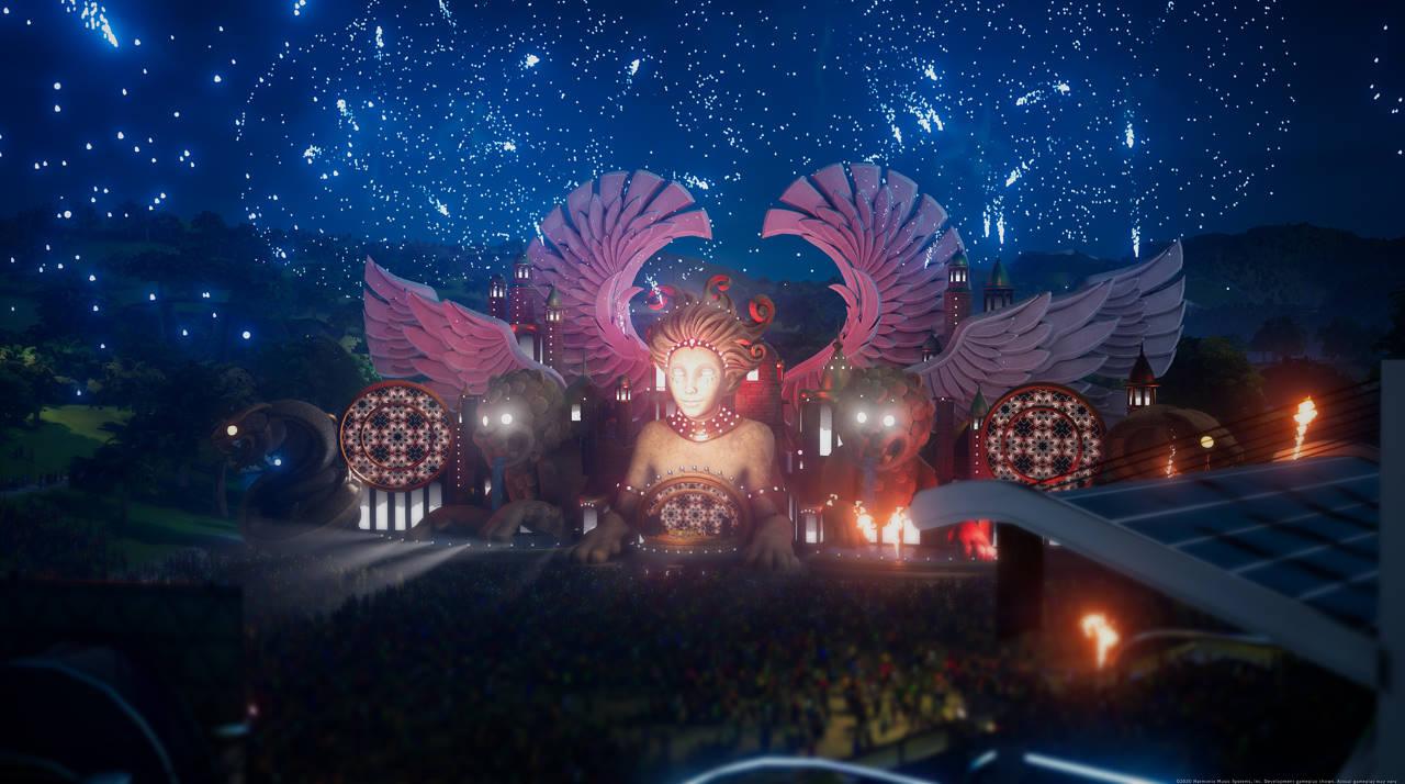 Fuser, pubblicato il primo trailer del gameplay