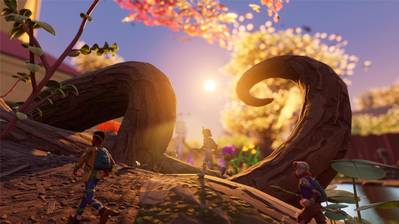 Grounded raggiunge i 5 milioni di giocatori: disponibile il nuovo update Koi Pond