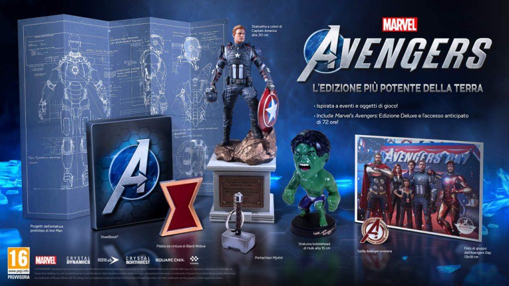 Marvel's Avengers: La più potente Edizione della Terra immagine 1