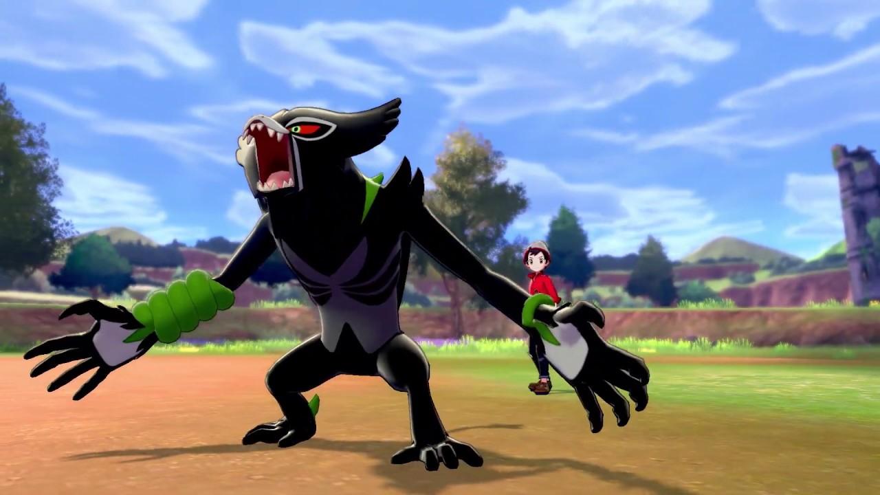 Zarude è il nuovo Pokémon Mitico di Pokémon Spada e Scudo