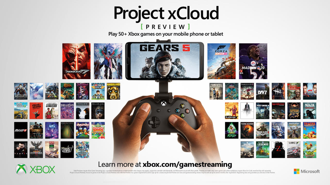 Project xCloud: in arrivo lo streaming per i giochi PC come GeForce Now?