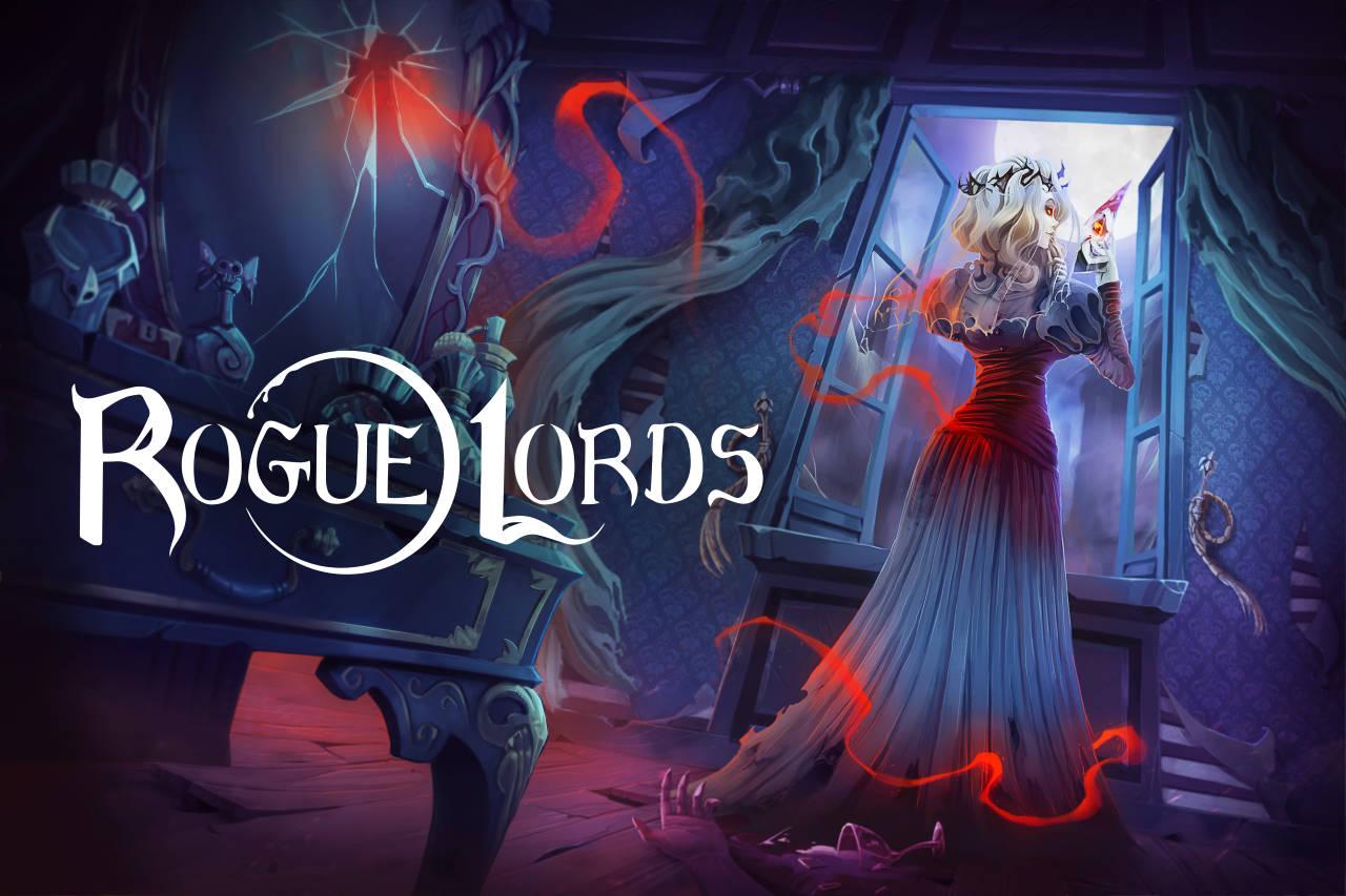 Rogue Lords, pubblicato il trailer della storia