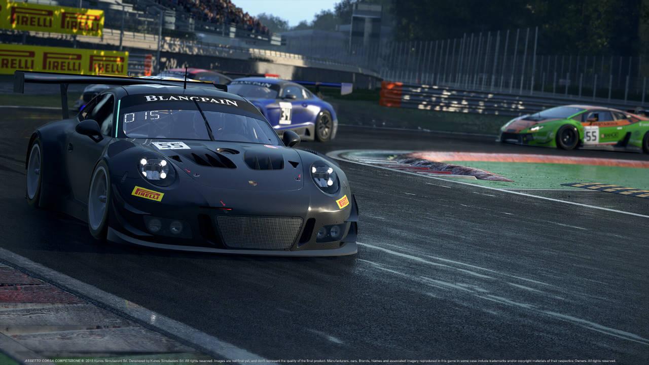 Assetto Corsa Competizione arriverà anche su PS5 e Xbox Series X/S
