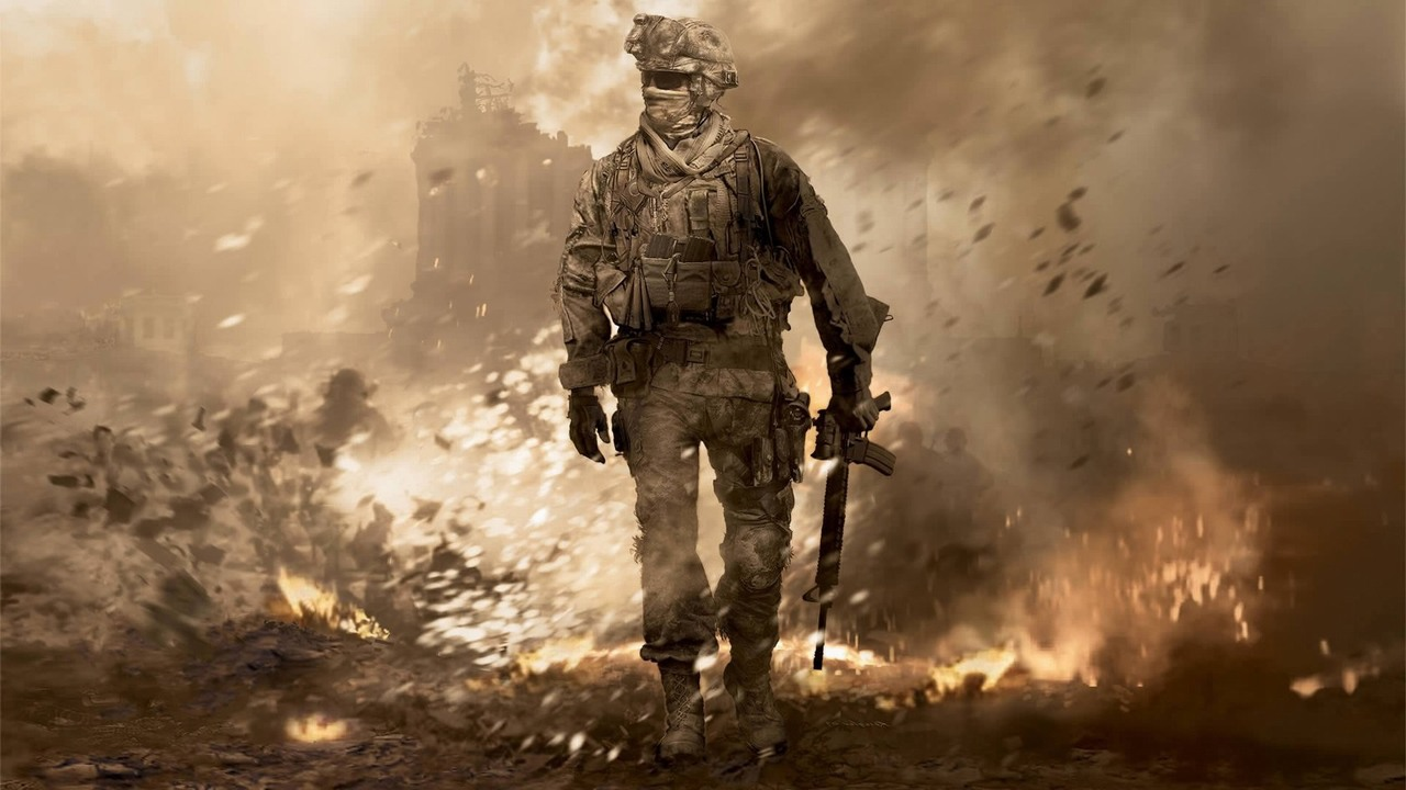 Call of Duty: Modern Warfare 2 Remastered valutato in Corea del Sud