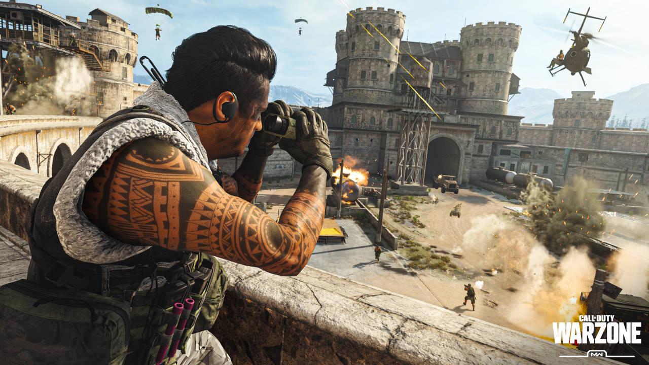 Call of Duty, più di 200 milioni di persone ci hanno giocato nel 2020: Warzone ha 85 milioni di giocatori