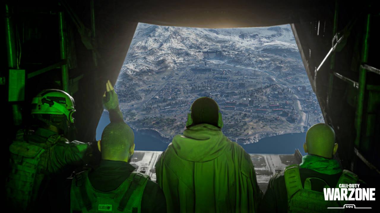 Call of Duty Warzone, l'integrazione di Black Ops Cold War non porterà ad un cambiamento di motori grafici