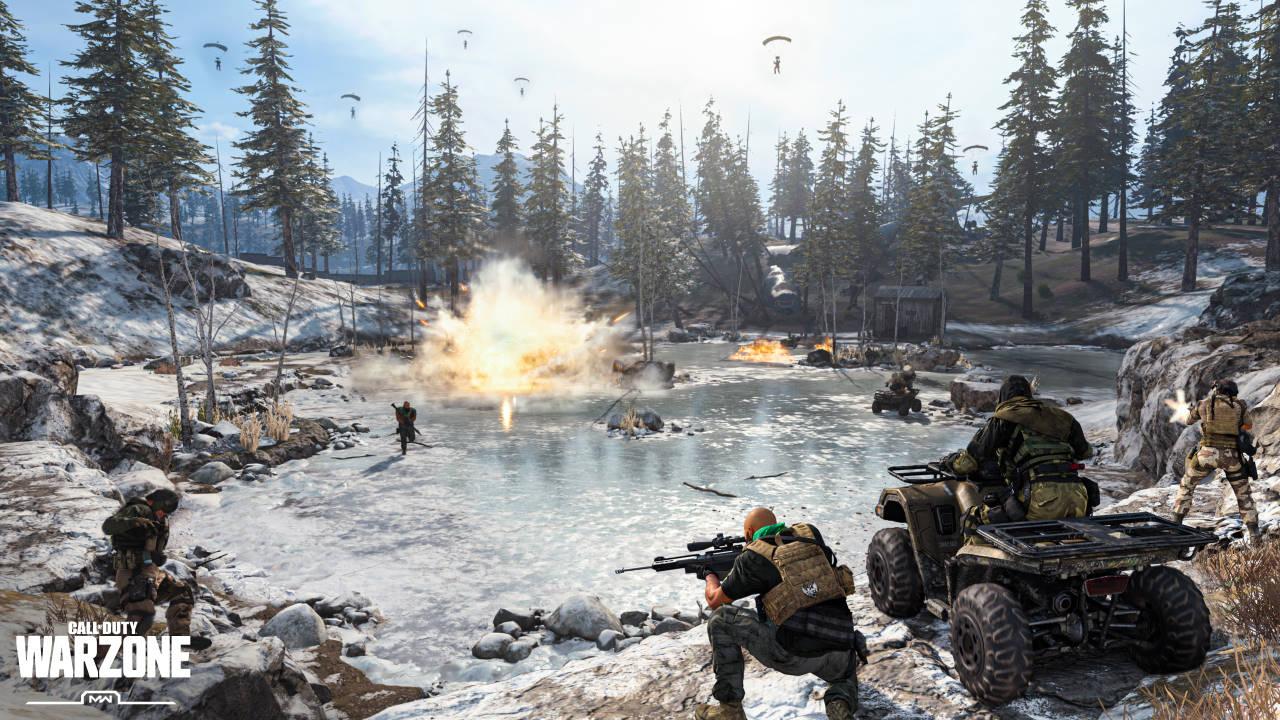 Call of Duty Warzone, i giocatori morti possono trasformarsi in Zombie