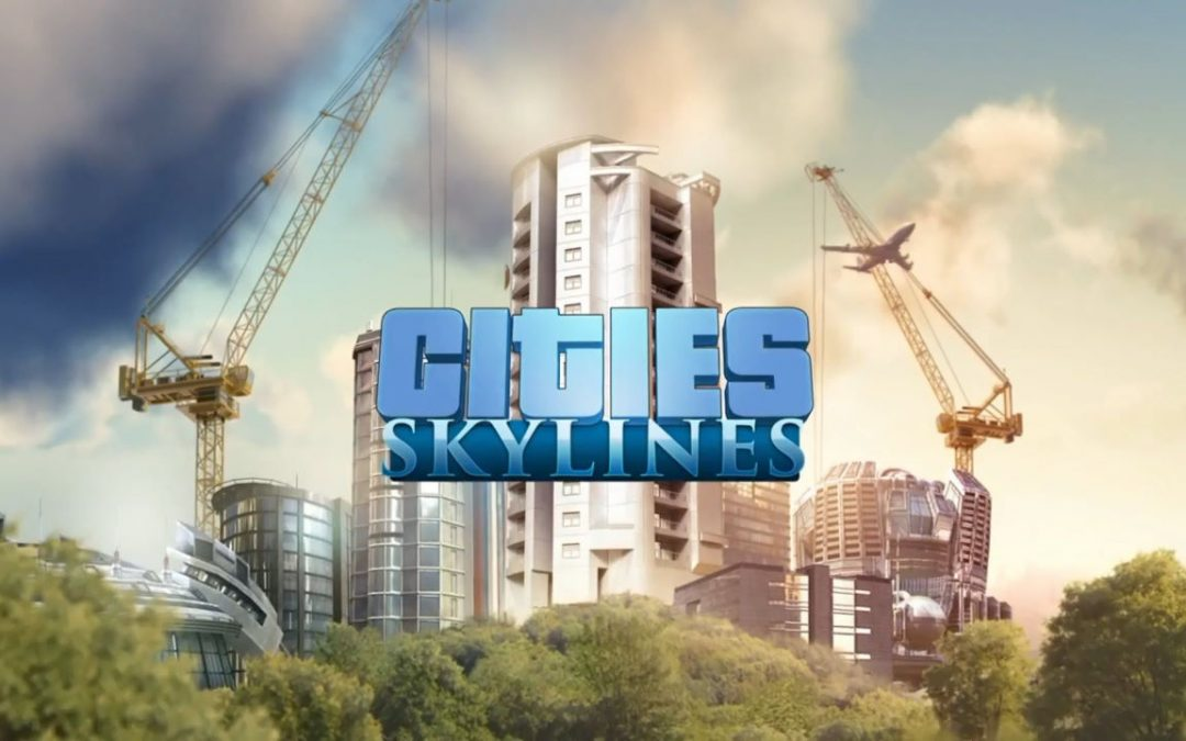 Giochi gratis PC, Cities Skylines regalato solo per oggi da Epic Games Store
