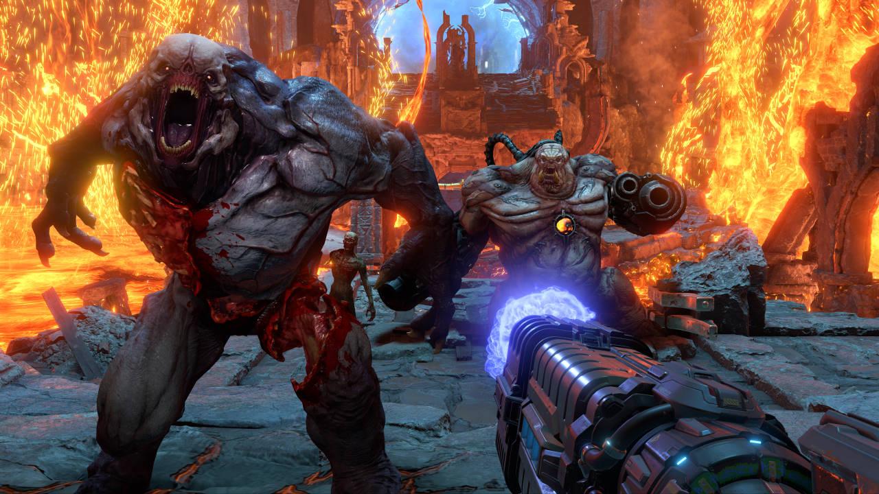 Doom Eternal, arriva la patch 6.1: note del nuovo aggiornamento di oggi