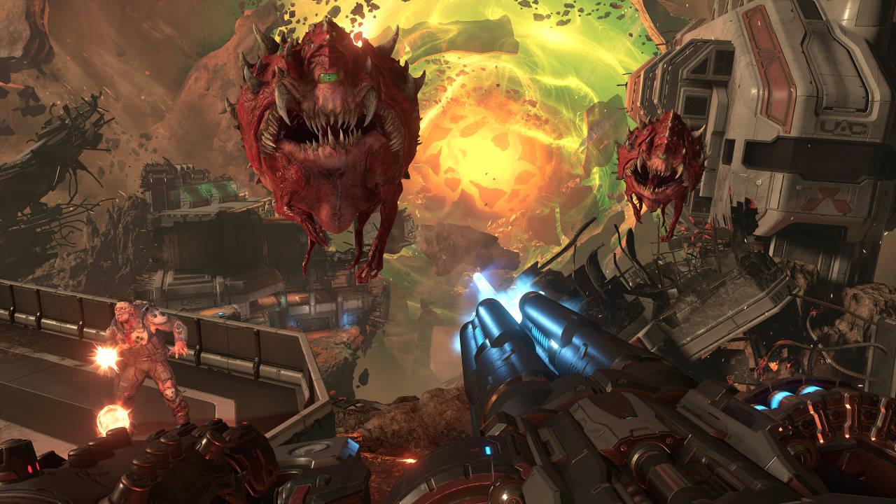 Doom Eternal, scartata la modalità Invasione: in arrivo una modalità Orda, dettagli al QuakeCon