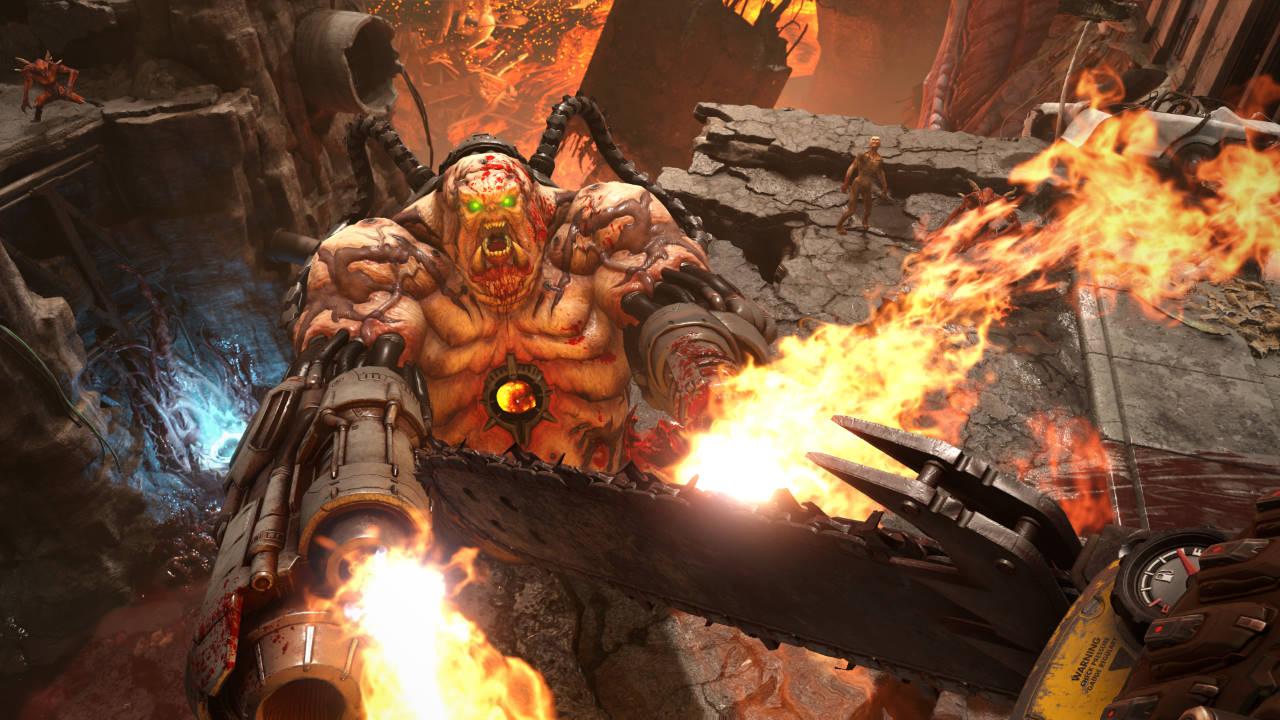 Doom Eternal infrange tutti i record di vendita della serie