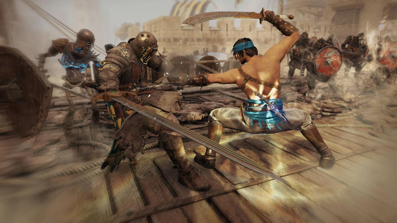 For Honor, inizia oggi l'evento dedicato a Prince of Persia con nuovi contenuti