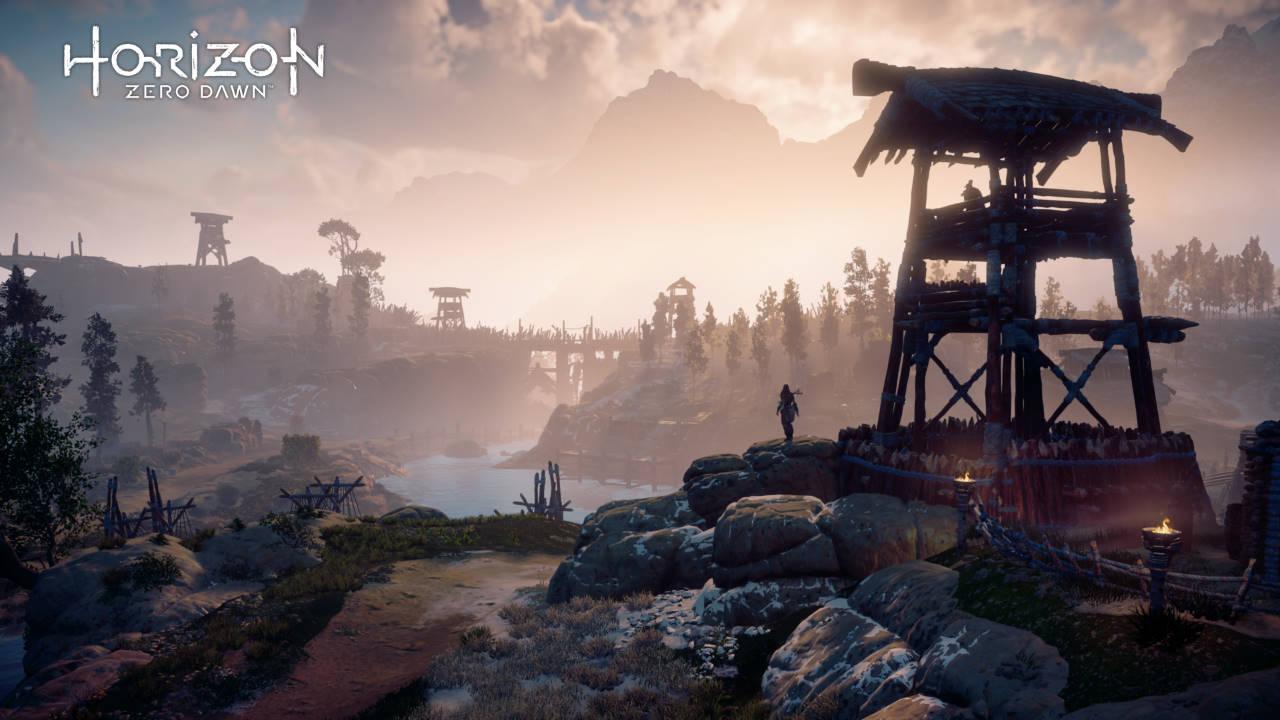 Horizon Zero Dawn per PC aggiornamento, disponibile ora la patch 1.04, risolti vari bug e crash, migliorate le performance