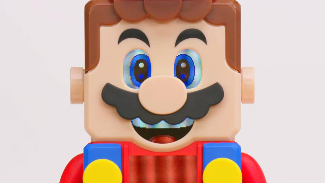 LEGO Super Mario ha iniziato a chiamare Luigi dopo un aggiornamento